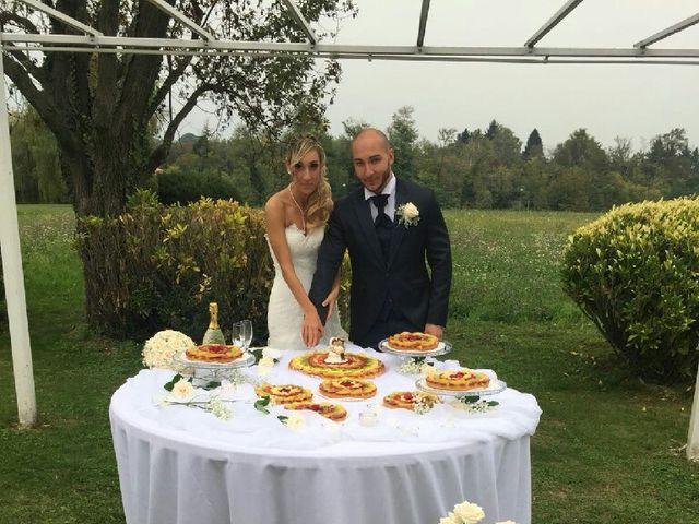 Il matrimonio di Luca e Francesca a Novara, Novara 13