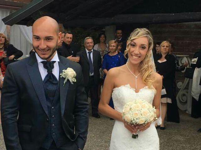 Il matrimonio di Luca e Francesca a Novara, Novara 14
