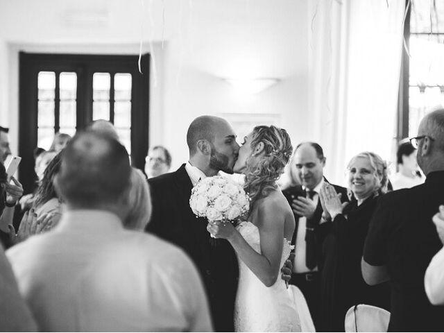 Il matrimonio di Luca e Francesca a Novara, Novara 17