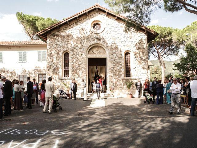 Il matrimonio di Paolo e Paola a Follonica, Grosseto 8