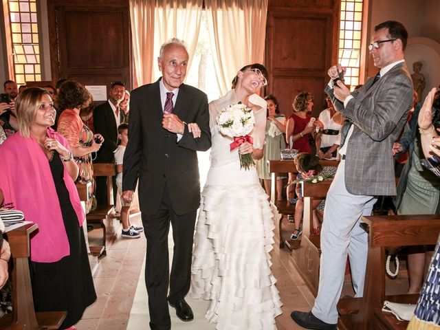Il matrimonio di Paolo e Paola a Follonica, Grosseto 10