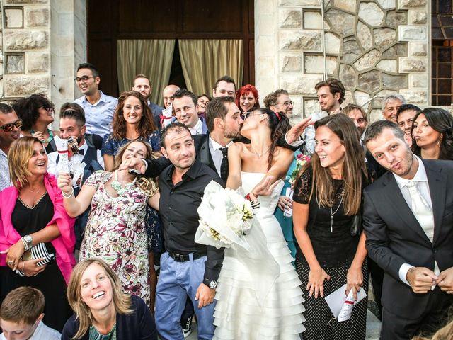 Il matrimonio di Paolo e Paola a Follonica, Grosseto 14