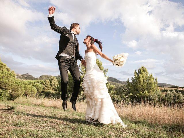 Il matrimonio di Paolo e Paola a Follonica, Grosseto 18