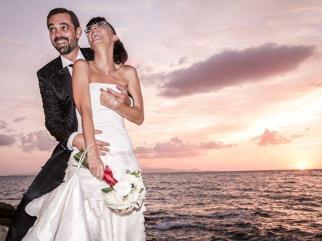 Il matrimonio di Paolo e Paola a Follonica, Grosseto 21