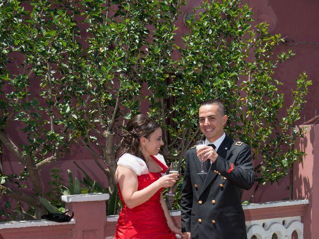 Il matrimonio di Maura e Stefano a Villacidro, Cagliari 11