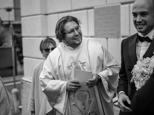 Il matrimonio di Veronica e Alessandro a Bergamo, Bergamo 19