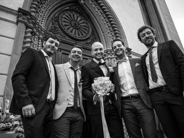 Il matrimonio di Veronica e Alessandro a Bergamo, Bergamo 21