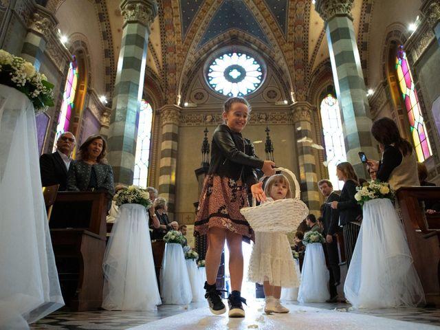 Il matrimonio di Veronica e Alessandro a Bergamo, Bergamo 30