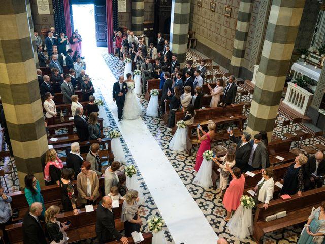Il matrimonio di Veronica e Alessandro a Bergamo, Bergamo 32