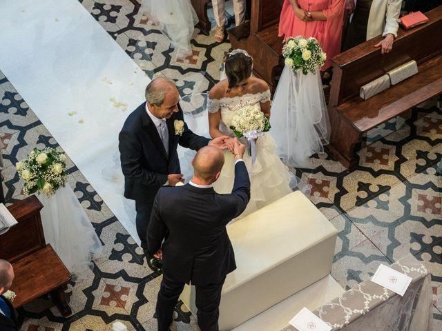Il matrimonio di Veronica e Alessandro a Bergamo, Bergamo 34