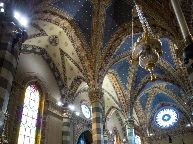 Il matrimonio di Veronica e Alessandro a Bergamo, Bergamo 35