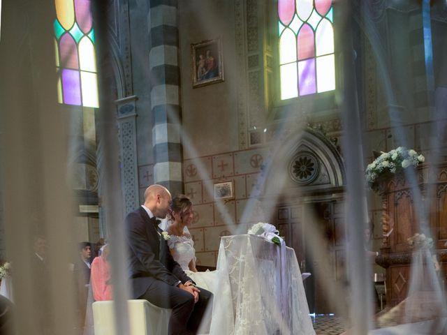 Il matrimonio di Veronica e Alessandro a Bergamo, Bergamo 40