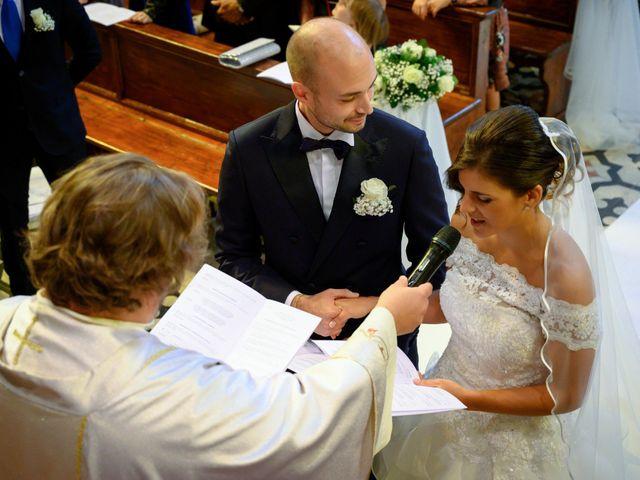 Il matrimonio di Veronica e Alessandro a Bergamo, Bergamo 41