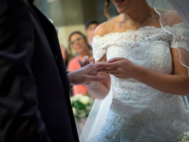 Il matrimonio di Veronica e Alessandro a Bergamo, Bergamo 44