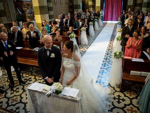 Il matrimonio di Veronica e Alessandro a Bergamo, Bergamo 45