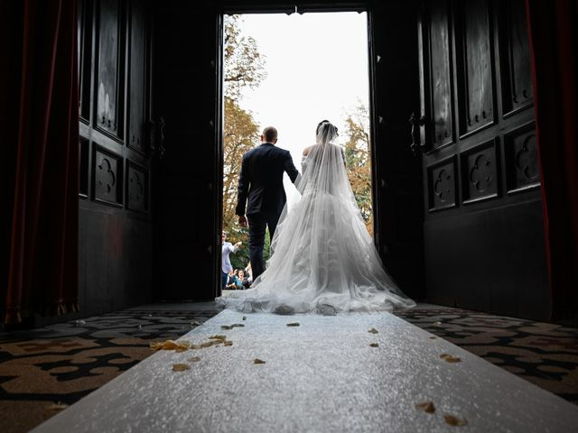 Il matrimonio di Veronica e Alessandro a Bergamo, Bergamo 47