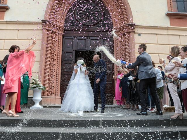 Il matrimonio di Veronica e Alessandro a Bergamo, Bergamo 48