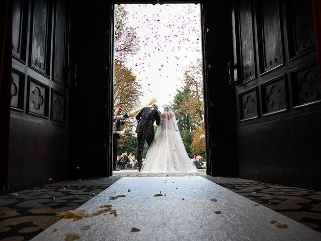 Il matrimonio di Veronica e Alessandro a Bergamo, Bergamo 49