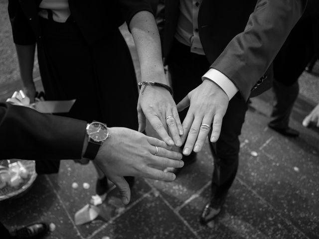 Il matrimonio di Veronica e Alessandro a Bergamo, Bergamo 53