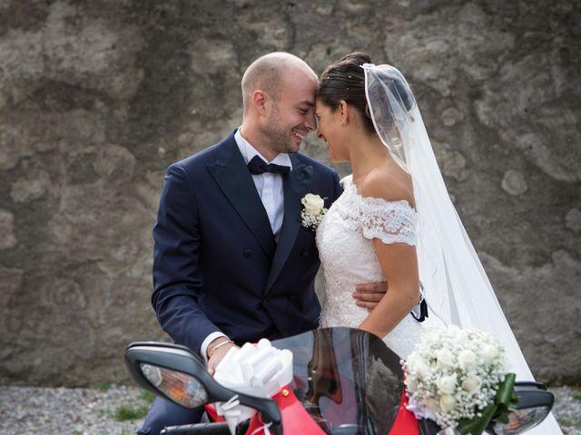 Il matrimonio di Veronica e Alessandro a Bergamo, Bergamo 54