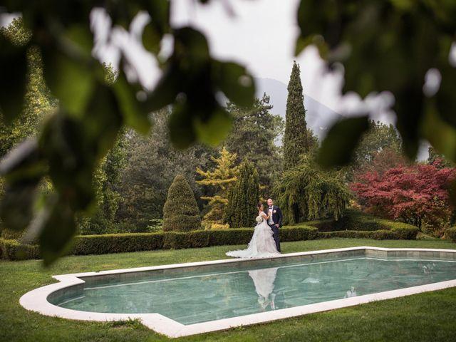 Il matrimonio di Veronica e Alessandro a Bergamo, Bergamo 72