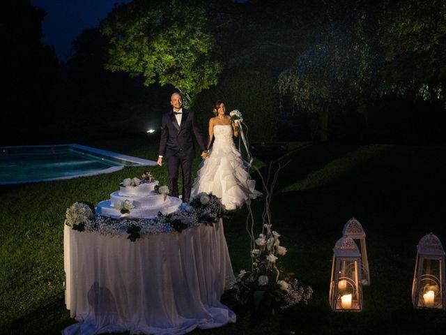 Il matrimonio di Veronica e Alessandro a Bergamo, Bergamo 86