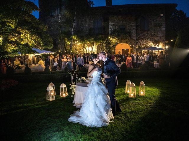 Il matrimonio di Veronica e Alessandro a Bergamo, Bergamo 89