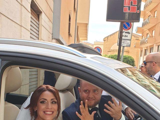 Il matrimonio di Stefania  e Vito a Trapani, Trapani 8