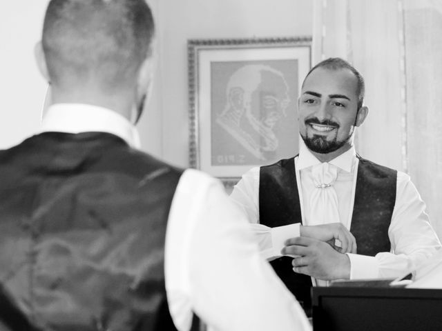 Il matrimonio di Amedeo e Alessia a Lainate, Milano 4