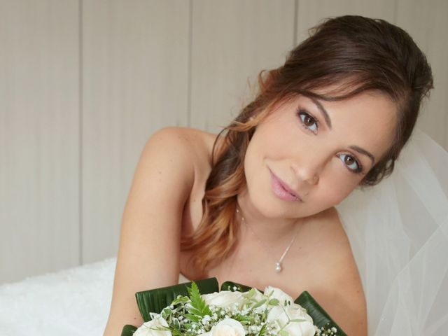 Il matrimonio di Amedeo e Alessia a Lainate, Milano 8