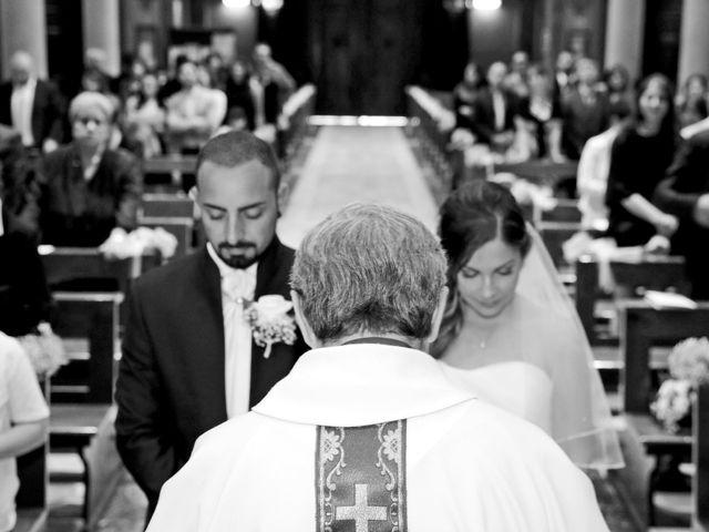 Il matrimonio di Amedeo e Alessia a Lainate, Milano 12