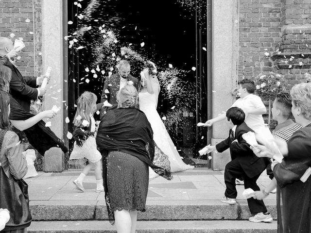 Il matrimonio di Amedeo e Alessia a Lainate, Milano 13