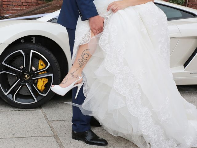 Il matrimonio di Amedeo e Alessia a Lainate, Milano 15