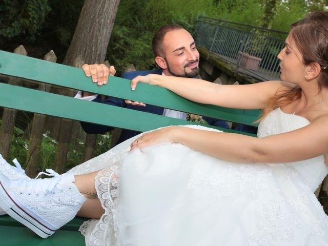 Il matrimonio di Amedeo e Alessia a Lainate, Milano 27