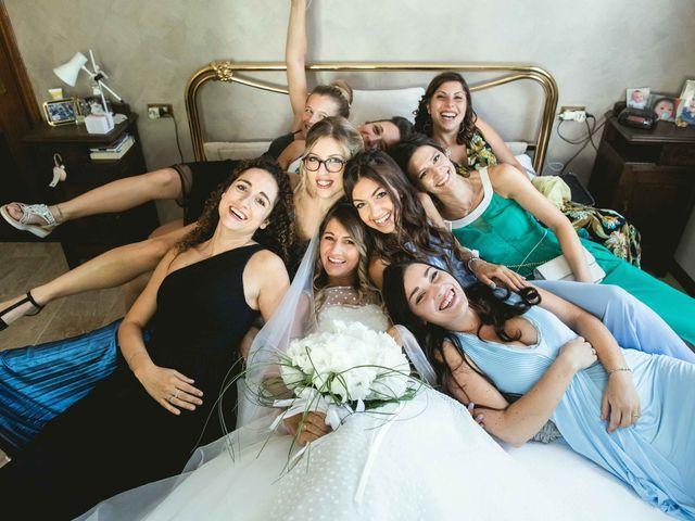 Il matrimonio di Andrea e Cinzia a Lecco, Lecco 27