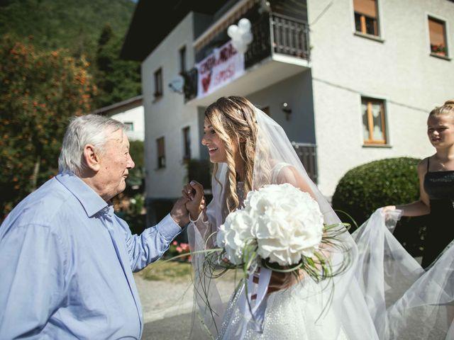 Il matrimonio di Andrea e Cinzia a Lecco, Lecco 30