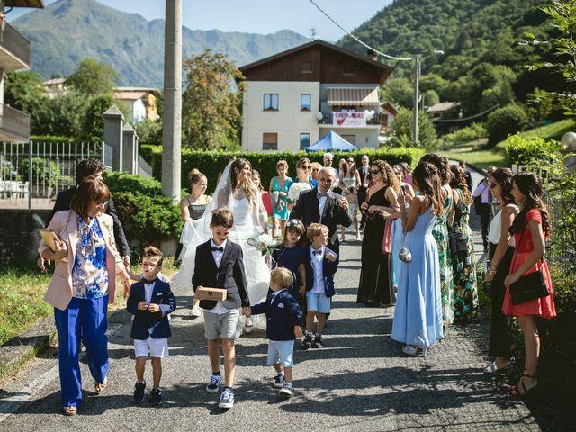 Il matrimonio di Andrea e Cinzia a Lecco, Lecco 32