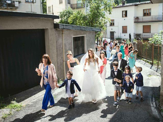 Il matrimonio di Andrea e Cinzia a Lecco, Lecco 35