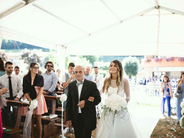 Il matrimonio di Andrea e Cinzia a Lecco, Lecco 36