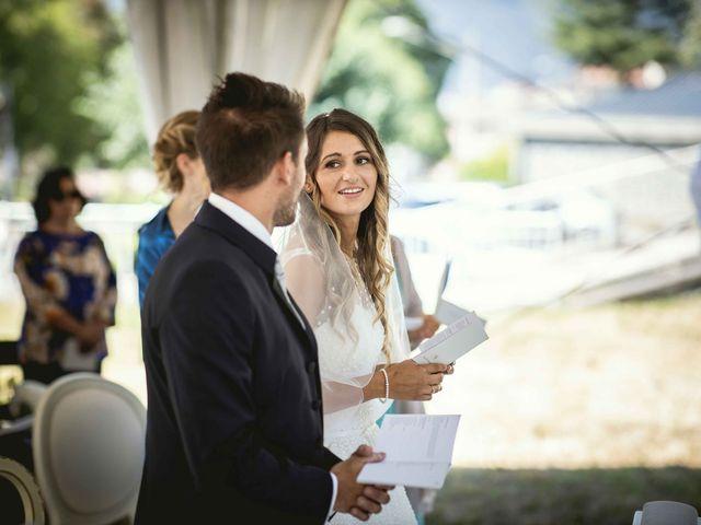 Il matrimonio di Andrea e Cinzia a Lecco, Lecco 41