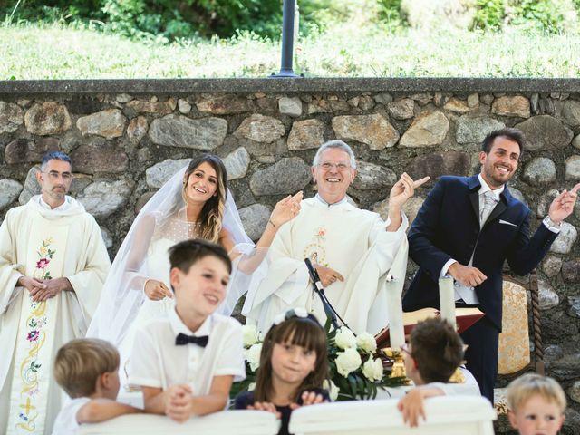 Il matrimonio di Andrea e Cinzia a Lecco, Lecco 49