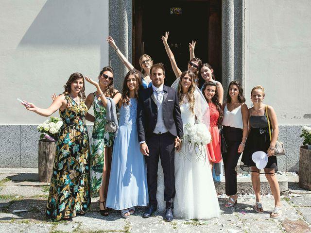 Il matrimonio di Andrea e Cinzia a Lecco, Lecco 58