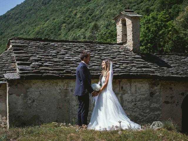 Il matrimonio di Andrea e Cinzia a Lecco, Lecco 64
