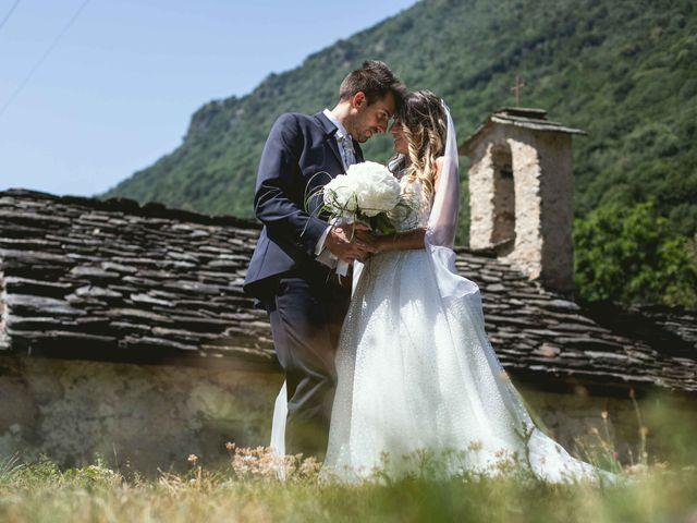 Il matrimonio di Andrea e Cinzia a Lecco, Lecco 65