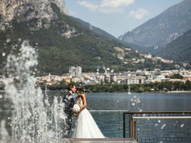 Il matrimonio di Andrea e Cinzia a Lecco, Lecco 70