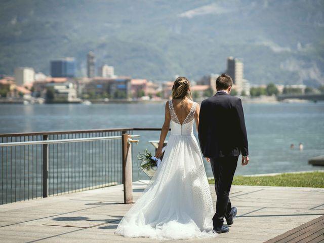 Il matrimonio di Andrea e Cinzia a Lecco, Lecco 71
