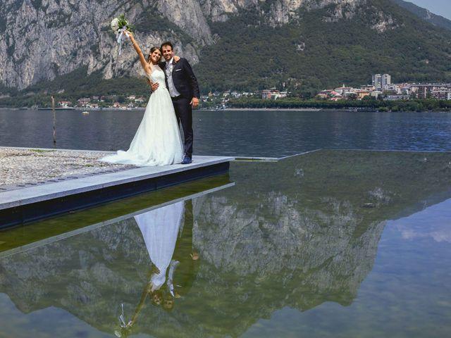 Il matrimonio di Andrea e Cinzia a Lecco, Lecco 73