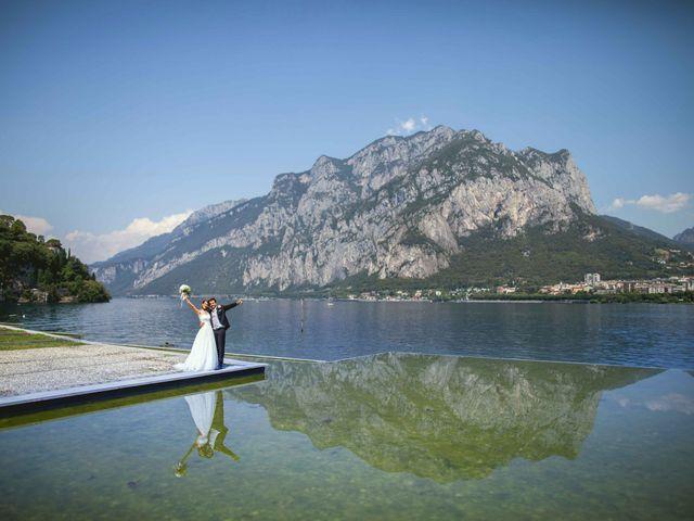 Il matrimonio di Andrea e Cinzia a Lecco, Lecco 74