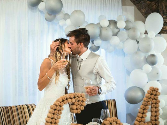 Il matrimonio di Andrea e Cinzia a Lecco, Lecco 80