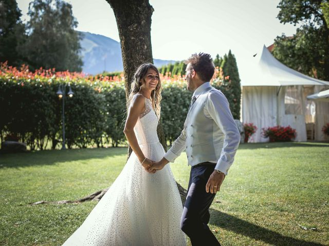 Il matrimonio di Andrea e Cinzia a Lecco, Lecco 86